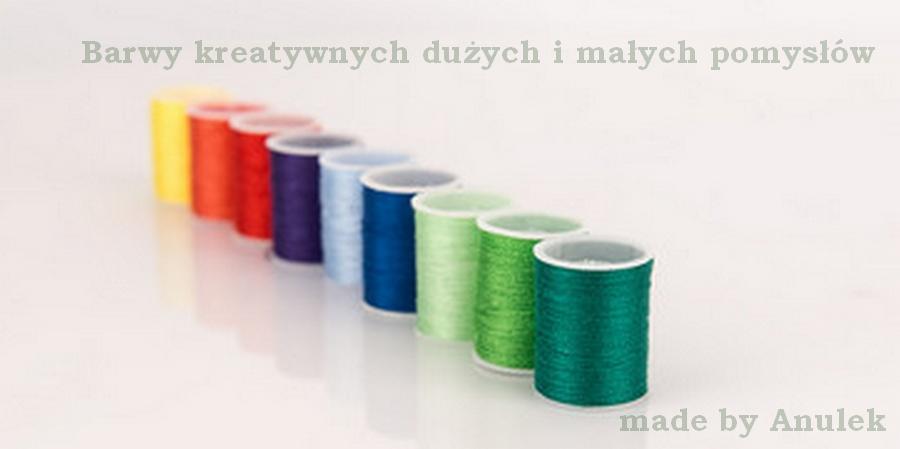 Barwy kreatywnych dużych i małych pomysłów..
