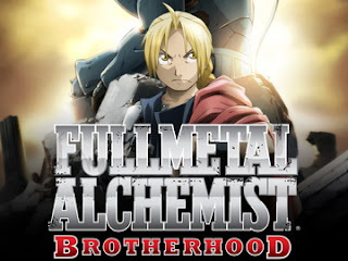 Anime Title : Fullmetal Alchemist: Brotherhood