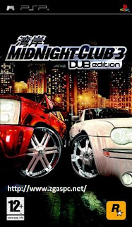 Free Download Game Midnight Club III Dub Edition ROM PSP for pc Full Version zgas-pc