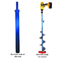 Ice Auger Drill Adapter1