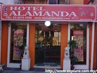 Alamanda Hotel Chinatown