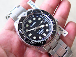 SEIKO DIVER MARINE MASTER 300M - SEIKO SBDX001 - AUTOMATIC 8L35
