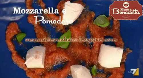 I men di benedetta e non solo gennaio 2013 le ricette for Mozzarella in carrozza parodi