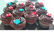 Cupcakes de Chocolate total
