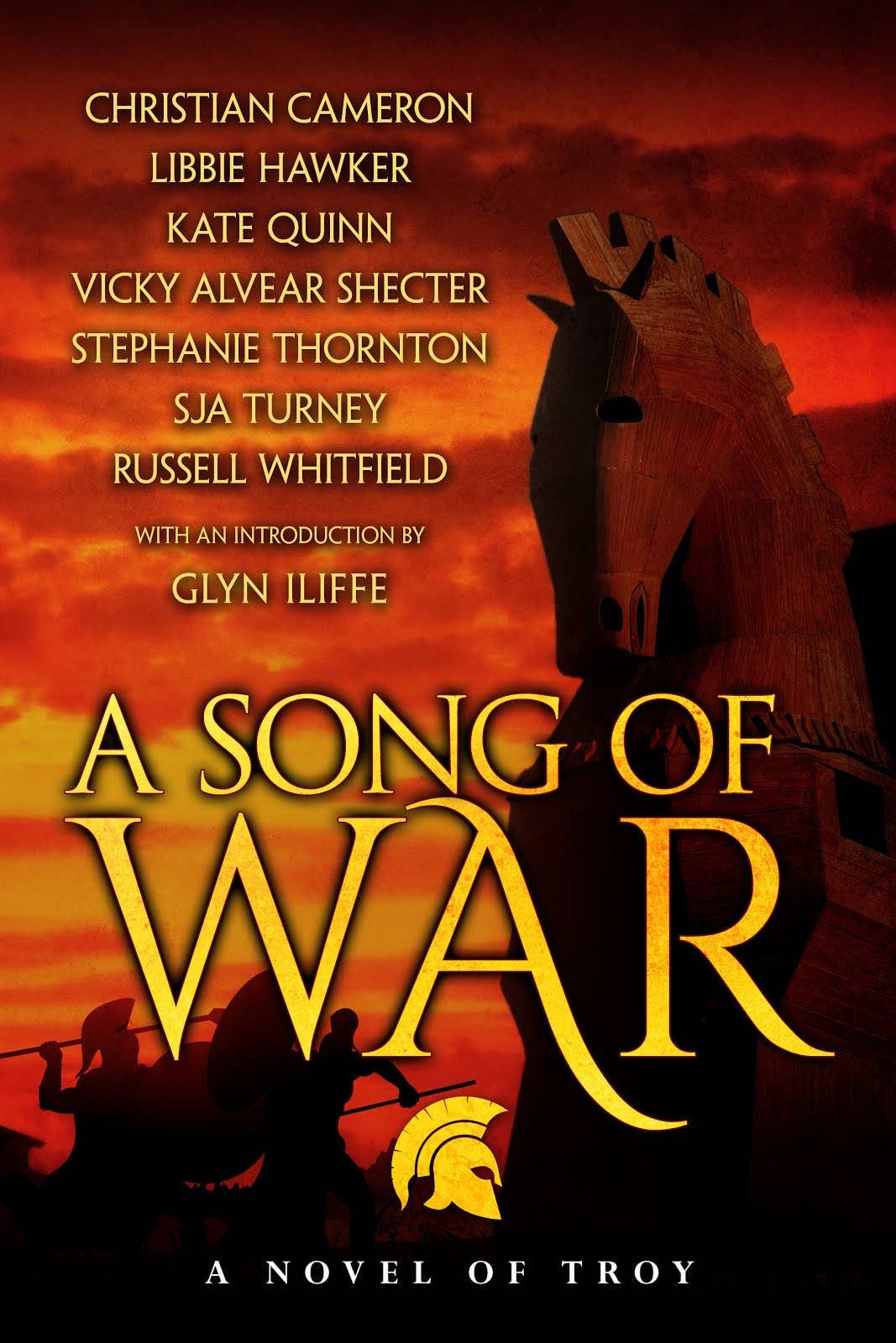 PRE-ORDER A SONG OF WAR
