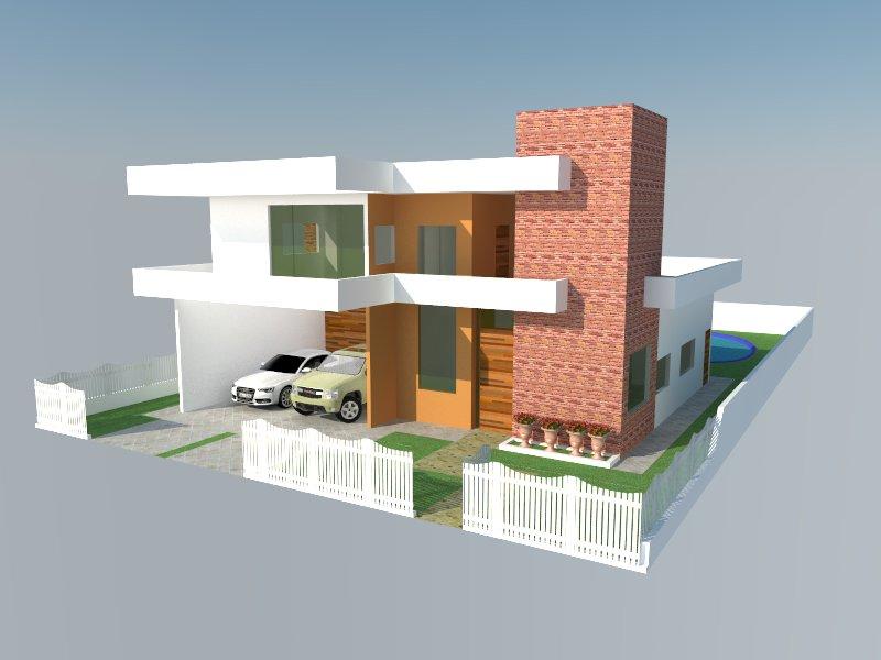 Casa de 238, 44 m²