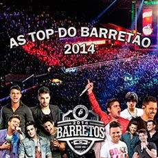 Download CD As Top Do Barretão 2014