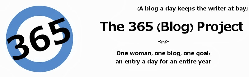 Blog a Day: A 365 Project