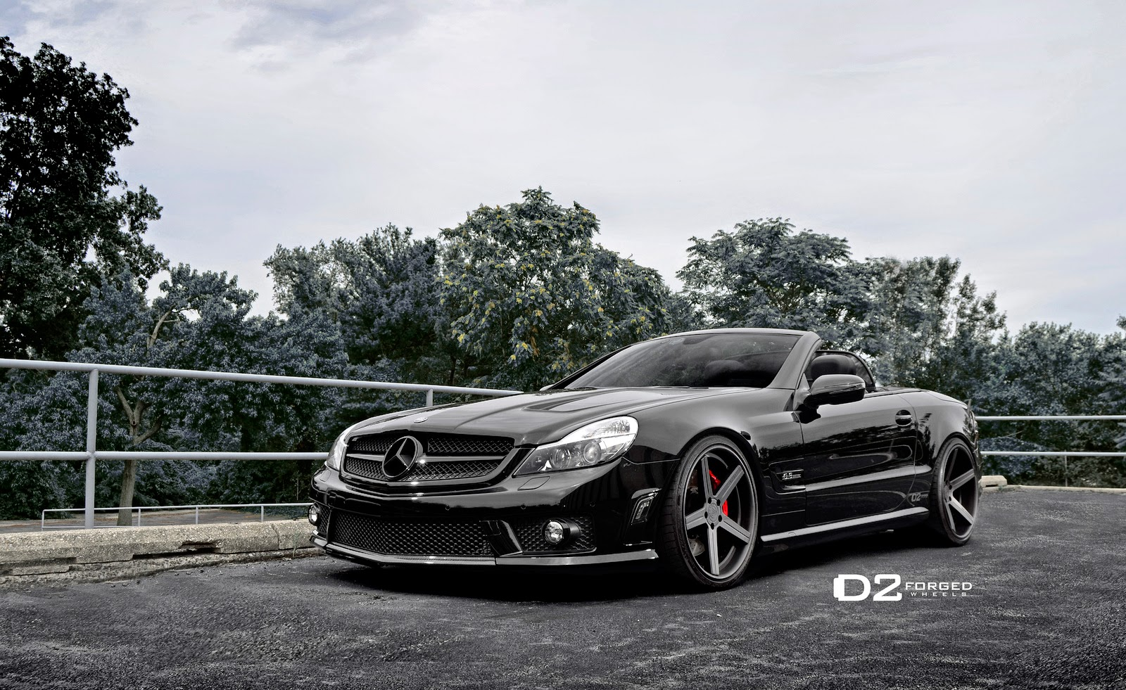 Mercedes benz sl63 amg on d2forged cv2 benztuning for Mercedes benz amg sl63