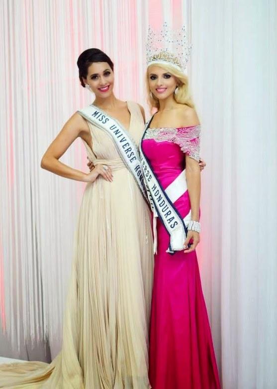 Miss Universe Honduras 2014 winner Gabriela Ordonez