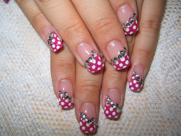 The Excellent Acrylic nails art design for women Photo