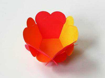 Membuat Bunga Dari Kertas 5