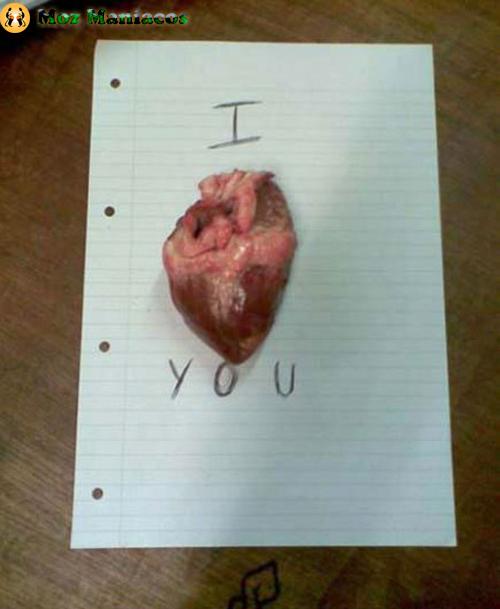 Coração de galinha
