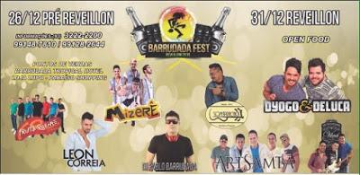 """""""BARRUDADA FEST"""""""