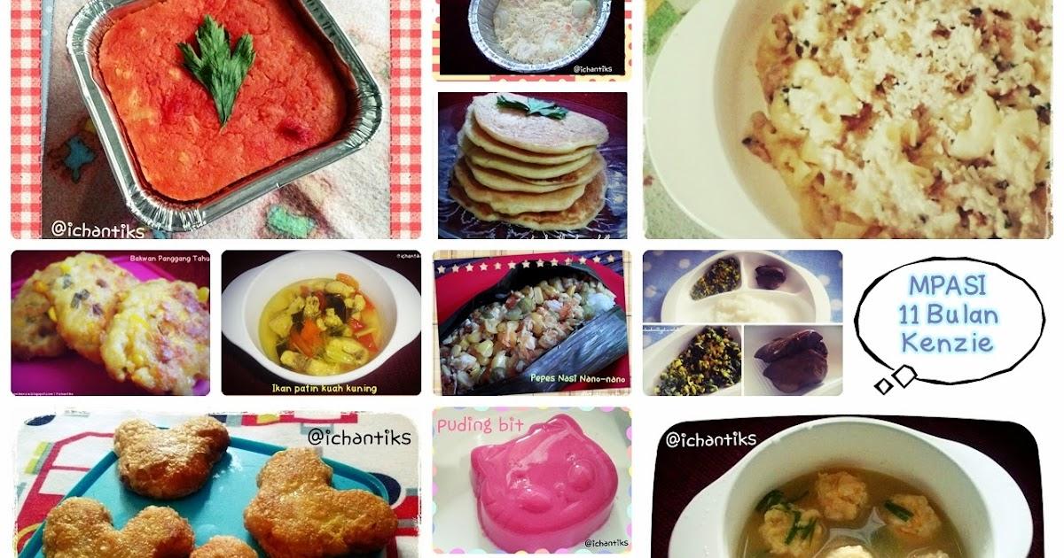 Makanan Anak Sehat: Jadwal MPASI 11 Bulan Homemade yang