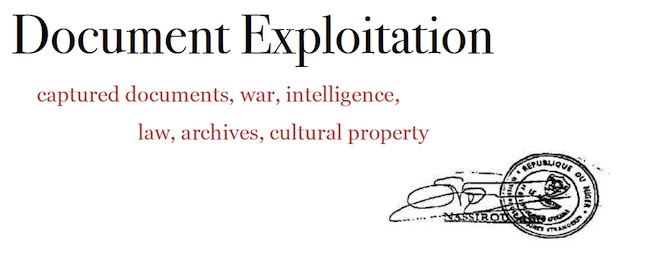 Document Exploitation