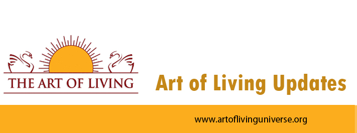 Subscribe to The Art of Living Updates (Europe)