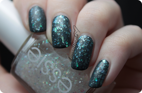 "essie ""sparkle on top"""