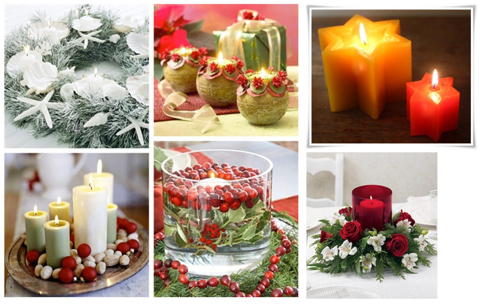 Madame vintage dicas para uma decora o de natal original for Como cocinar conchas finas