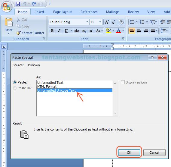 Cara Cepat Copy Paste artikel dari blog