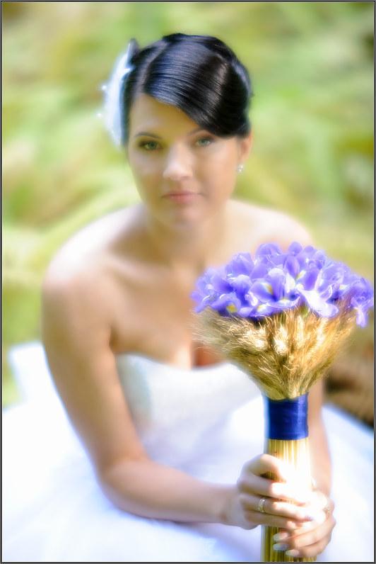meninė vestuvinė fotografija