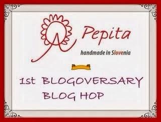 Pepita's 1st Anniversary