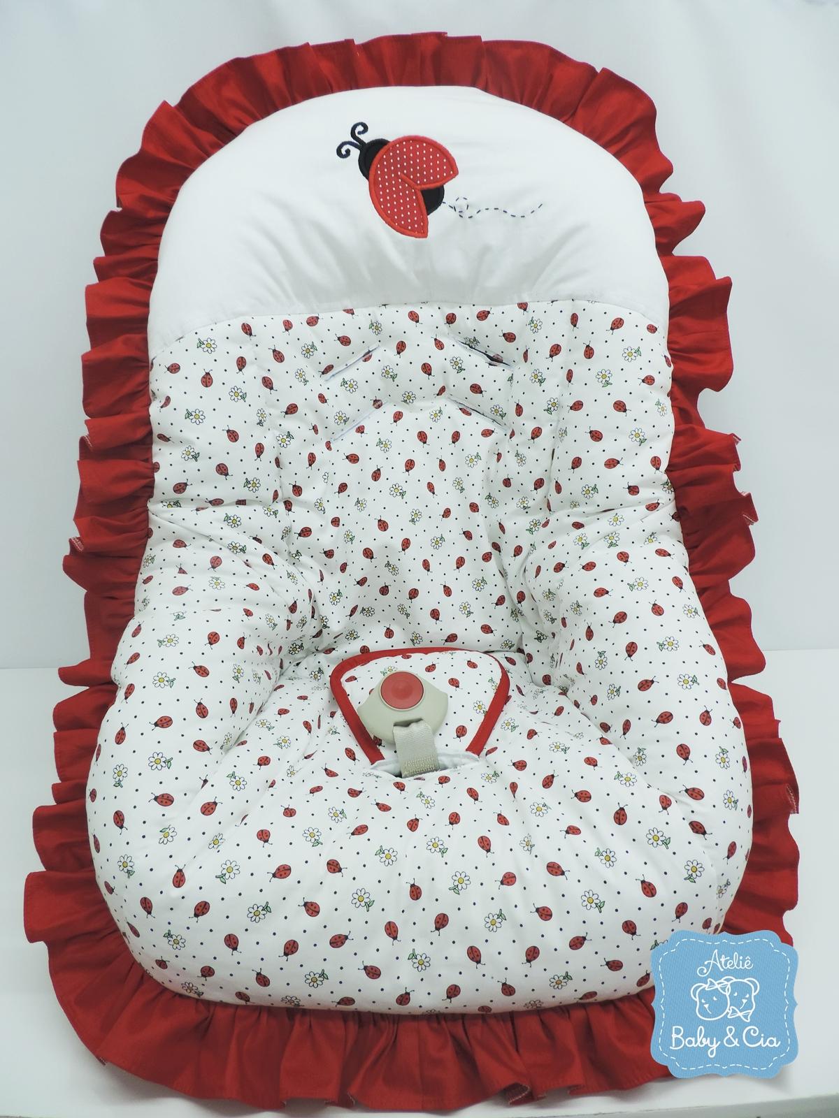 Ateli baby e cia capa de beb conforto e capa para carrinho - Capas de bano bebe personalizadas ...