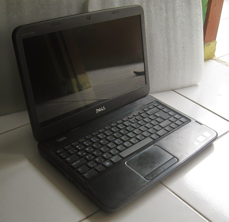 Jual Laptop Second DELL Inspiron N4050