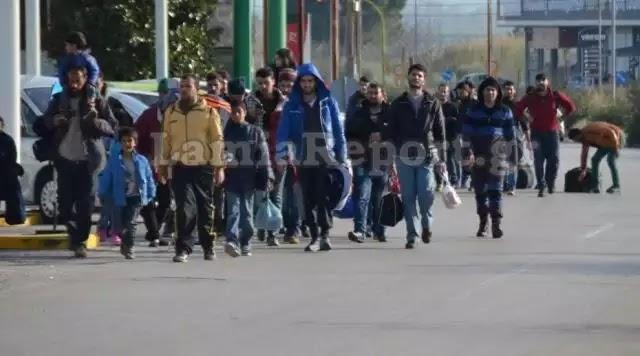 Φθιώτιδα: Γεμίζουν με πρόσφυγες τα άδεια ξενοδοχεία