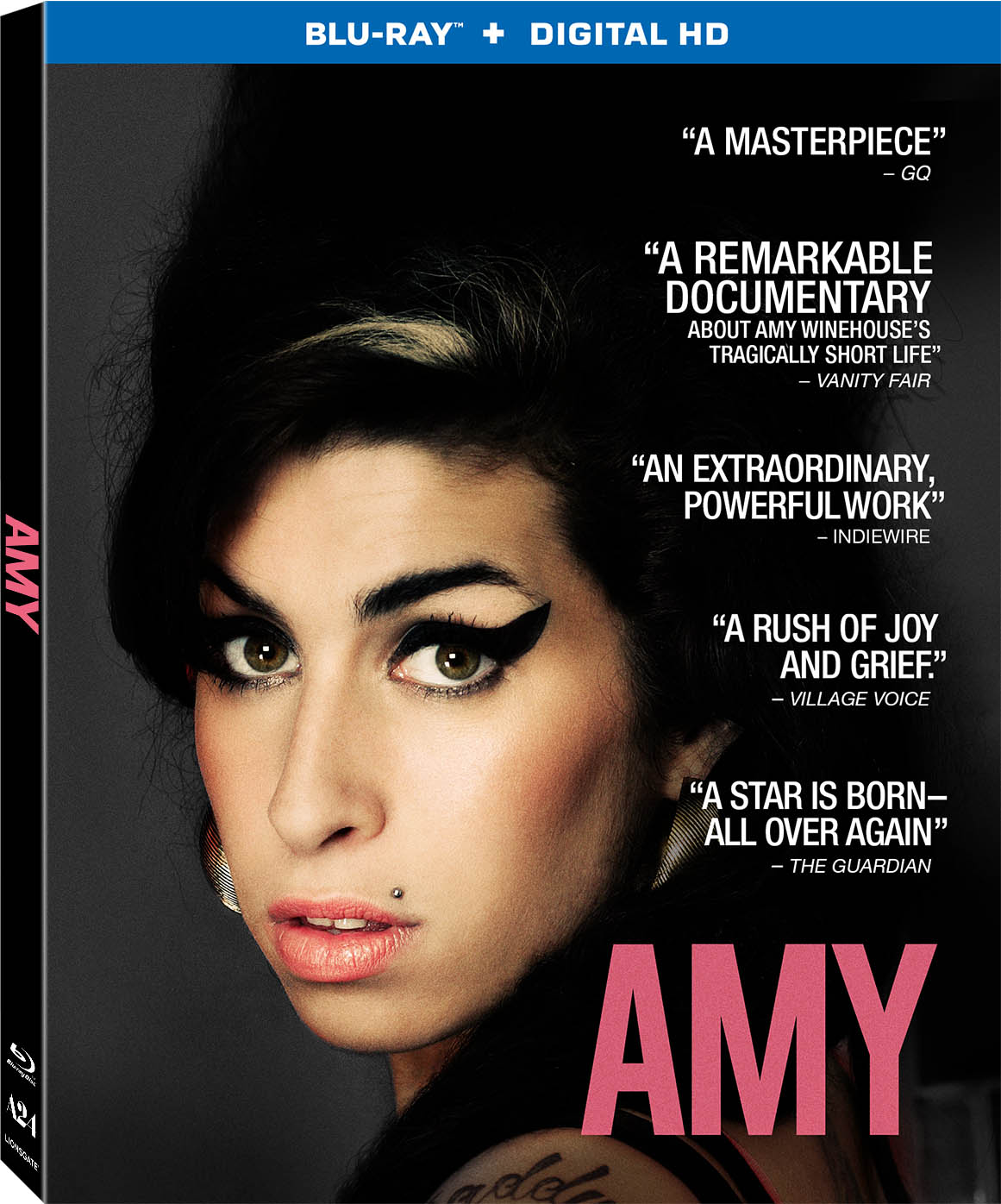 Film-Arcade.net: Criti... Amy Winehouse Documentary