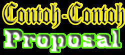 Contoh -Contoh Proposal