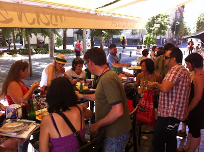 El punto alegre y humano del Blogtrip Granada #GRXperience