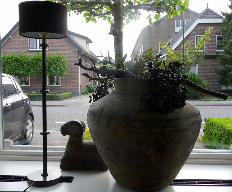 Huiz zo de keuken for Takken decoratie voor het raam