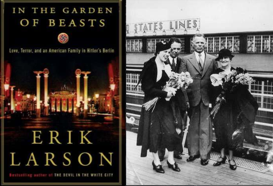Erik Larson In The Garden Of Beasts Love