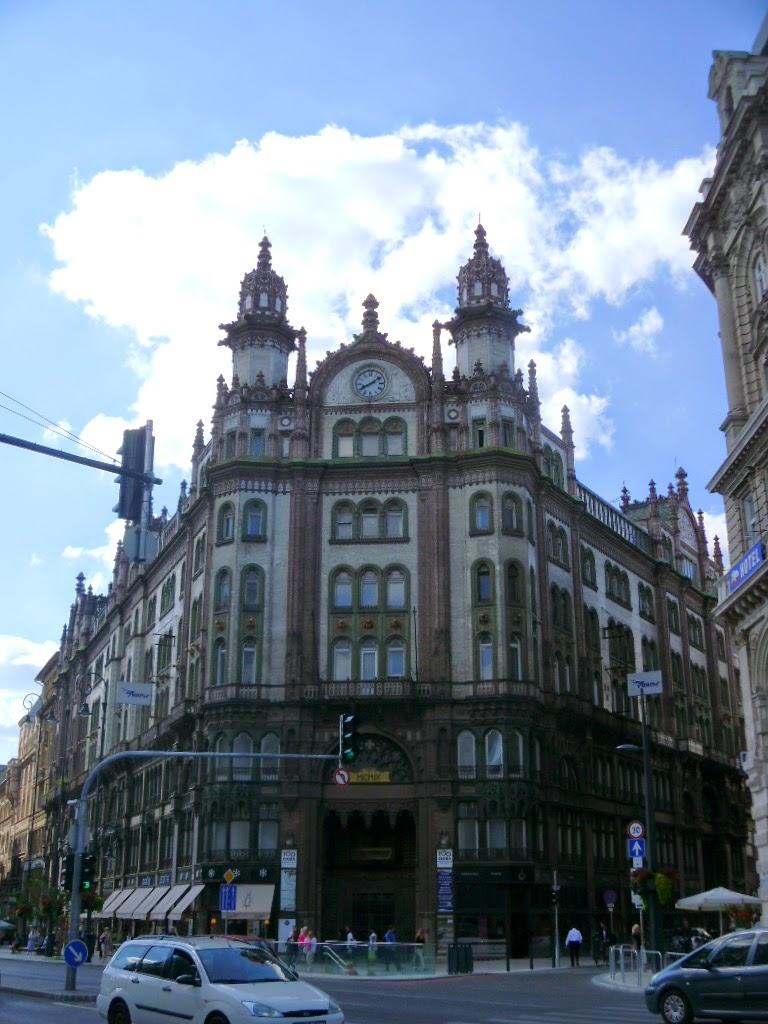 Monumentos históricos em Budapeste