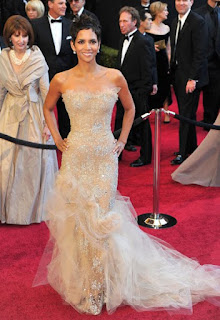 Academy Awards - Halle Berry, Marchesa