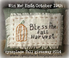 Giveaway ends Oct 19th
