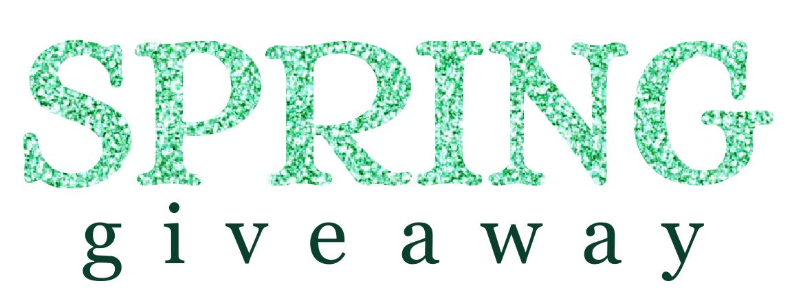 http://www.livealittlewilderblog.com/2014/04/spring-giveaway.html