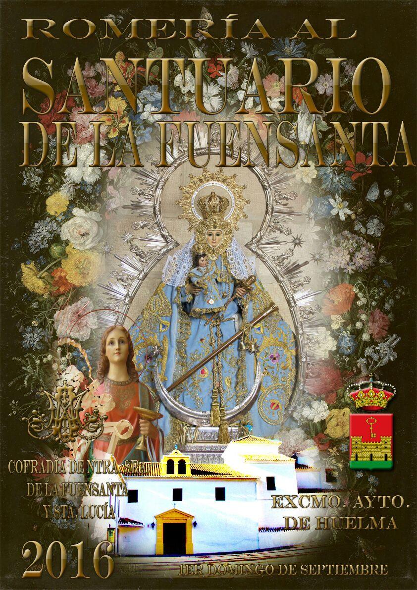 DOMINGO 4 DE SEPTIEMBRE. ROMERIA AL SANTUARIO DE LA FUENSANTA