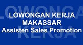 Lowongan Kerja Assisten Sales Promotion