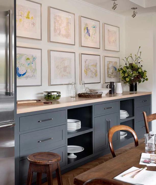 Slate Blue Kitchen Cabinets Vintage 480x600 Alfa