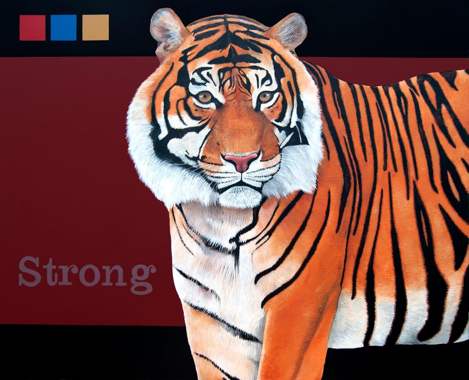 Strong, corazón de tigre