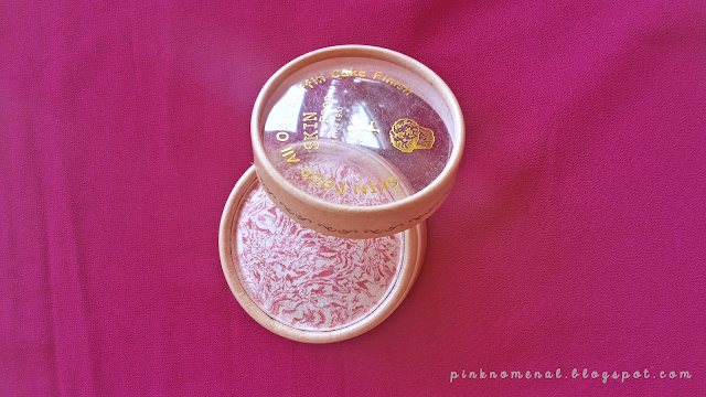 Image of Korean Make-Up - Skin Food All Over Muffin Cake Finish pinknomenal.blogspot.com