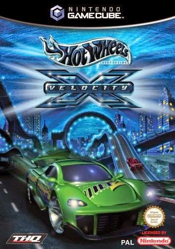 Hot Wheels Velocity x Game