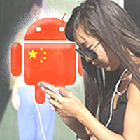 Almost All China Smartphone Using Android