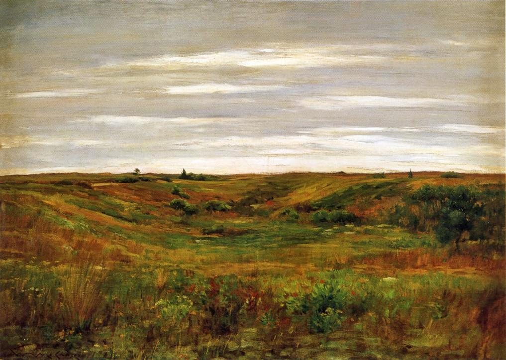 Paintings Of Spring William Merritt Chase 1 Noiembrie 1849 25 Octombrie 1916 Pictor
