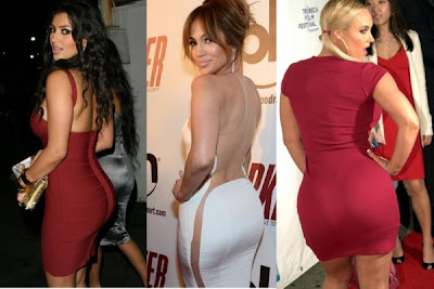 Fotos: Kardashian, Coco y J. Lo compiten por el mejor trasero