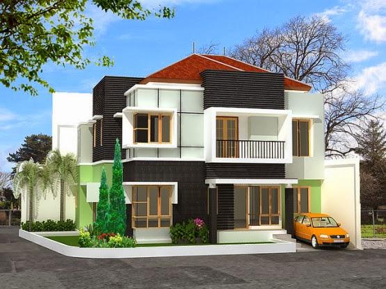 Model Desain Rumah Sederhana Minimalis Modern