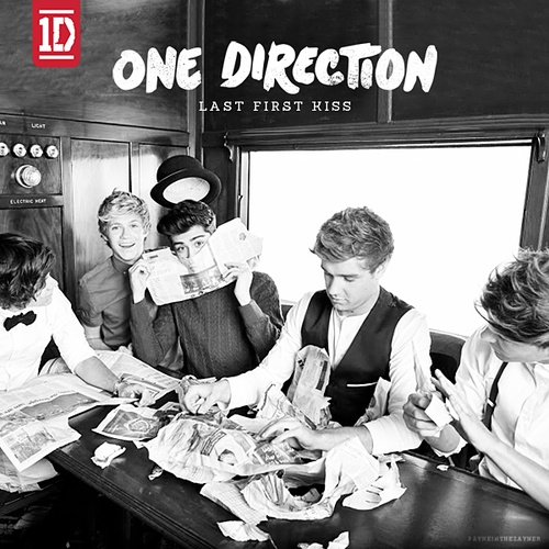 Fela s RadarOne Direction Kiss You Single Cover
