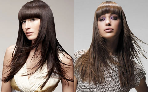 11 Модні стрижки на довге волосся